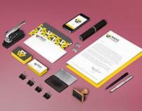 WAXX studio re-branding