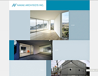 NAKAE ARCHITECTS INC. Website