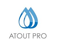 Atout PRO - Logo, Branding & Business Card
