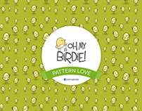 Oh my Birdie! Pattern Love