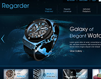 Premium Wrist Watch Brand Website