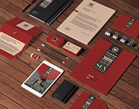 heart break company Corporate Identity