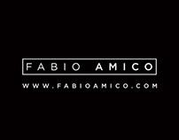 """Fabio Amico """"Corporate and Site"""""""
