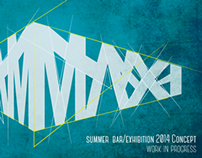 Maxxi summer stand concept