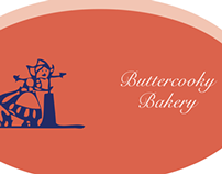 BUTTERCOOKY BAKERY PAMPHLET