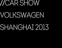 VW Shanghai Auto Show 2013 - Press Conference