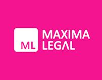 MAXIMA LEGAL | rebranding