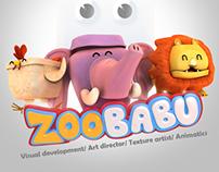 "2010-2011 Zoobabu TVshow 104X2""(BRB Internacional)"