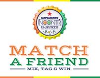 Match a Friend Facebook App