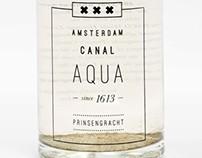 Amsterdam Canal Aqua