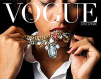 'FAKE' Vogue Singapore - Bright Lights Big City