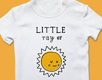 Childrens Clothing Illustrations