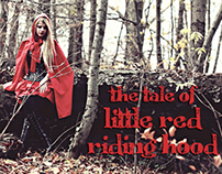 the tale of Little Red Riding Hood