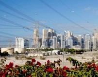 Retouching Dubai Marina