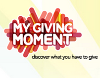 My Giving Moment