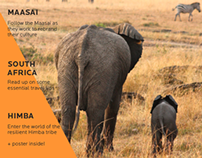Travel Africa (Magazine Redesign)