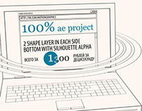 100% Ae - 3D laptop