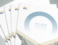 Net Zero Energy House Brochure