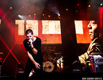 Richie Campbell & The 911 Band | Coliseu do Porto