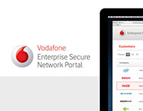 Vodafone Secure Network Portal
