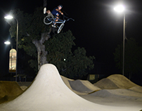 Colony BMX at Woodward West