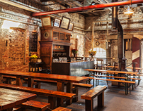 Radegast Hall & Biergarten, Brooklyn