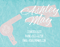 Ashley May Logo