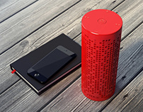 "Wireless Bluetooth speaker ""Rainbow One"""