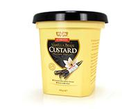 Pauls Vanilla Bean Custard - Parmalat