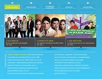 Web design. Varios