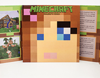 Minecraft CD Case
