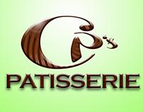 Logo design - CP's Patisserie
