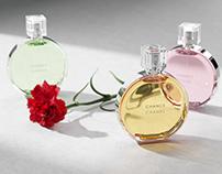 Free Perfumes 3d Model