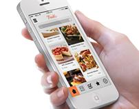 Foodle App Concept