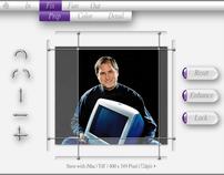 Original iMac Interface
