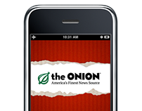 The Onion: iPhone App