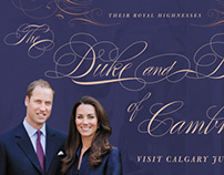 2011 Royal Tour Collateral Materials