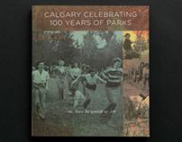 Calgary Parks 100 Book