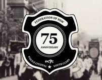 PCYC Anniversary Logo