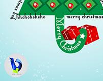 Merry Christmas 2013 (b.lovedesign)
