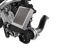 Hyabusa V8