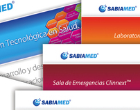 SABIAMED Corporate Identity