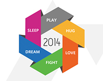 Mark - Home Calendar 2014