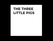 SIMPLE STORY IN SYMBOLS – The Three Little Pigs