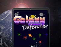 Galaxy Defender - Game Design