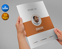 Resume Booklet (10 Pages)
