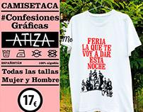 Camiseta Feriante