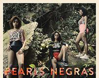 Pearls Negras - Biggie Apple