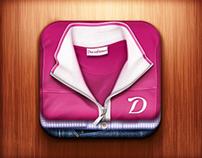 Dressformer icon