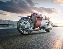 zerone CGI   Nuke Bike  